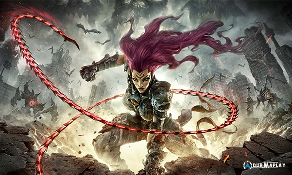 Darksiders III İçin Oynanış Videosu Yayınlandı